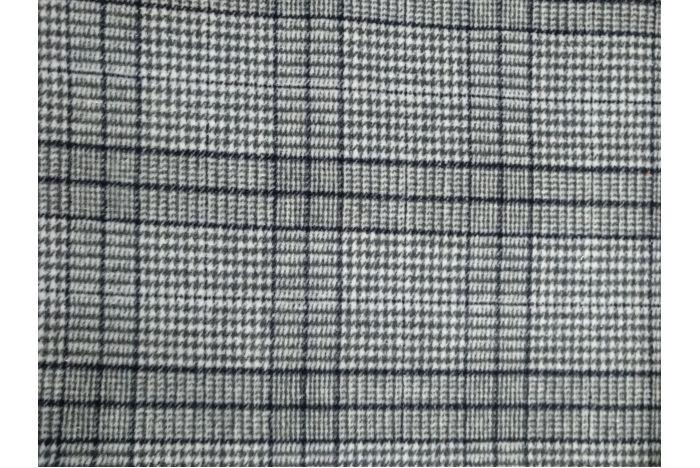 Ткань - Клетка пальтовая (костюмная)