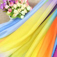 Лёгкие ткани для создания летней одежды