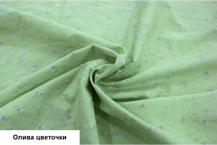 Ткань - Коттон однотонный