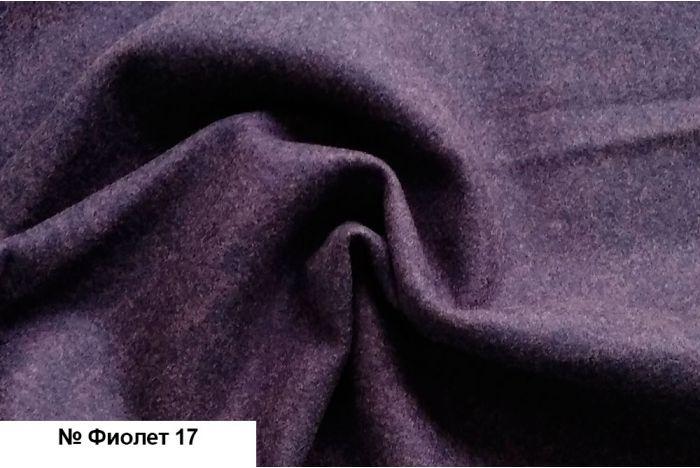 Ткань - Пальтовая Шерсть меланж двухсторонняя W110
