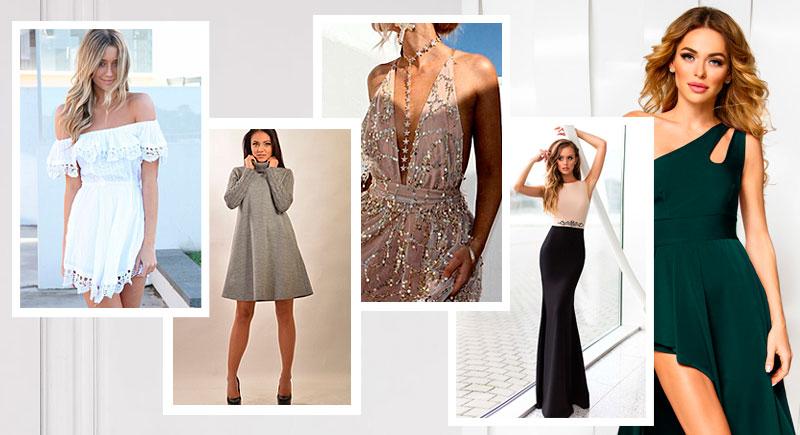017efad694aa Прекрасные платья шьют из самых разных тканей, таких как шерсть, вискоза,  коттон, трикотаж, дайвинг, а также более легких - шелка, шифона, ...